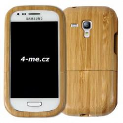 4ME Dřevěný kryt pro Samsung Galaxy...