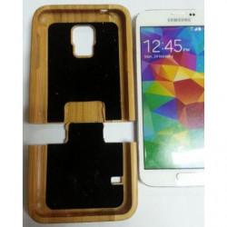 4ME Dřevěný kryt pro Samsung Galaxy S5