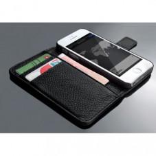 Pouzdro Faddist pro iPhone 5/5S kůže,...