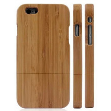 4ME Bambusový kryt pro iPhone 6