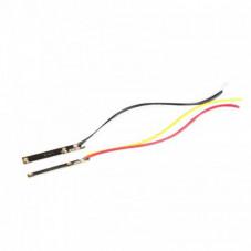 Modá a oranžová LED dioda pro SYMA X5...